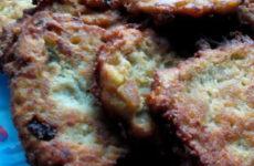 Cukkinis gluténmentes lapcsánka recept Tünditől