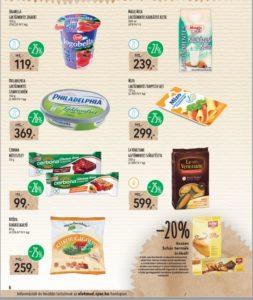 gluténmentes termék akció INTERSPAR