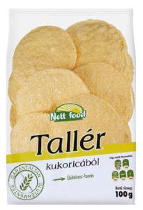 nettfood kukoricataller-100g gluténmentes