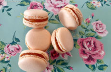 Mangós macaron recept - a francia gluténmentes sütemény