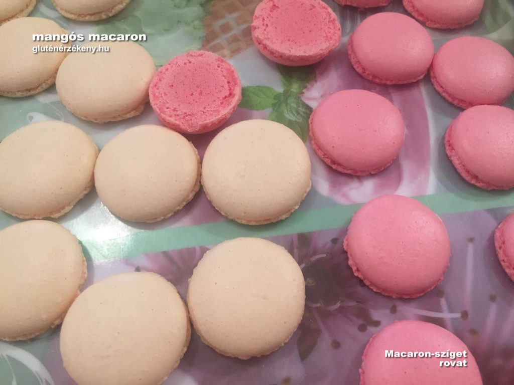 gluténmentes recept macaron