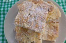 Gluténmentes pite recept körtével és édesítőszerrel