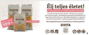 Auchan civita gluténmentes