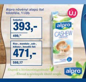 gluténmentes gabonaitalok ALPRO