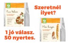 Szeretnél 2 db ingyenes gluténmentes lisztkeveréket?