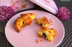 Blanka csokis laktóz- és gluténmentes croissant receptje
