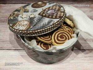 gluténmentes kakaós csiga keksz recept