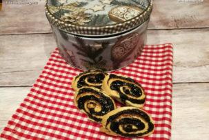 kész gluténmentes kakaós csiga keksz recept | Gluténmentes Íz-Lik