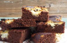 Boci szelet - túrós gluténmentes sütemény