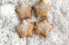 Narancsos-fahéjas gluténmentes csillagok - tej- és tojásmentes recept