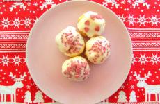 Olasz ánizsos gluténmentes kekszgolyók tejmentesen