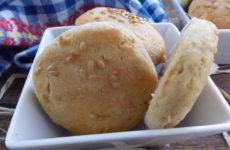 Burgonyás gluténmentes pogácsa recept hajdinával