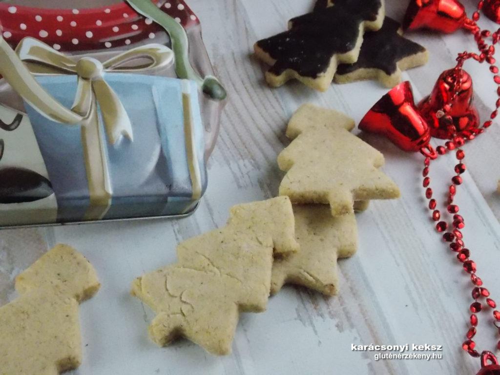 karácsonyi gluténmentes mézeskalács keksz | karácsonyi gluténmentes sütemény