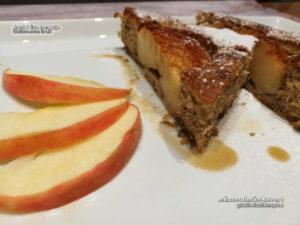 mézes almás kevert gluténmentes sütemény recept, Kohári Éva, Gluténmentes Íz-lik
