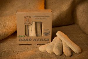 bio gluténmentes keksz