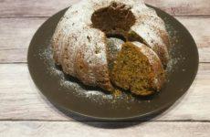 Fűszeres sütőtökös gluténmentes kuglóf Évától