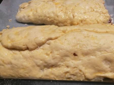 gluténmentes rétes készítés