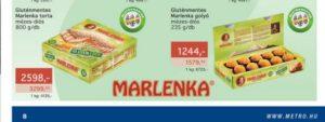 Gluténmentes termékek metro