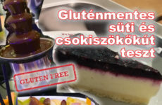 Glutenfree sweet-shop tour 5. gluténmentes édességek tesztelése