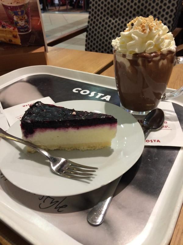 gluténmentes sütemény teszt Costa