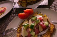 Sajtos gluténmentes palacsinta - Vica receptje