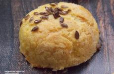 Burgonyás gluténmentes pogácsa rizsliszttel, tejmentes recept