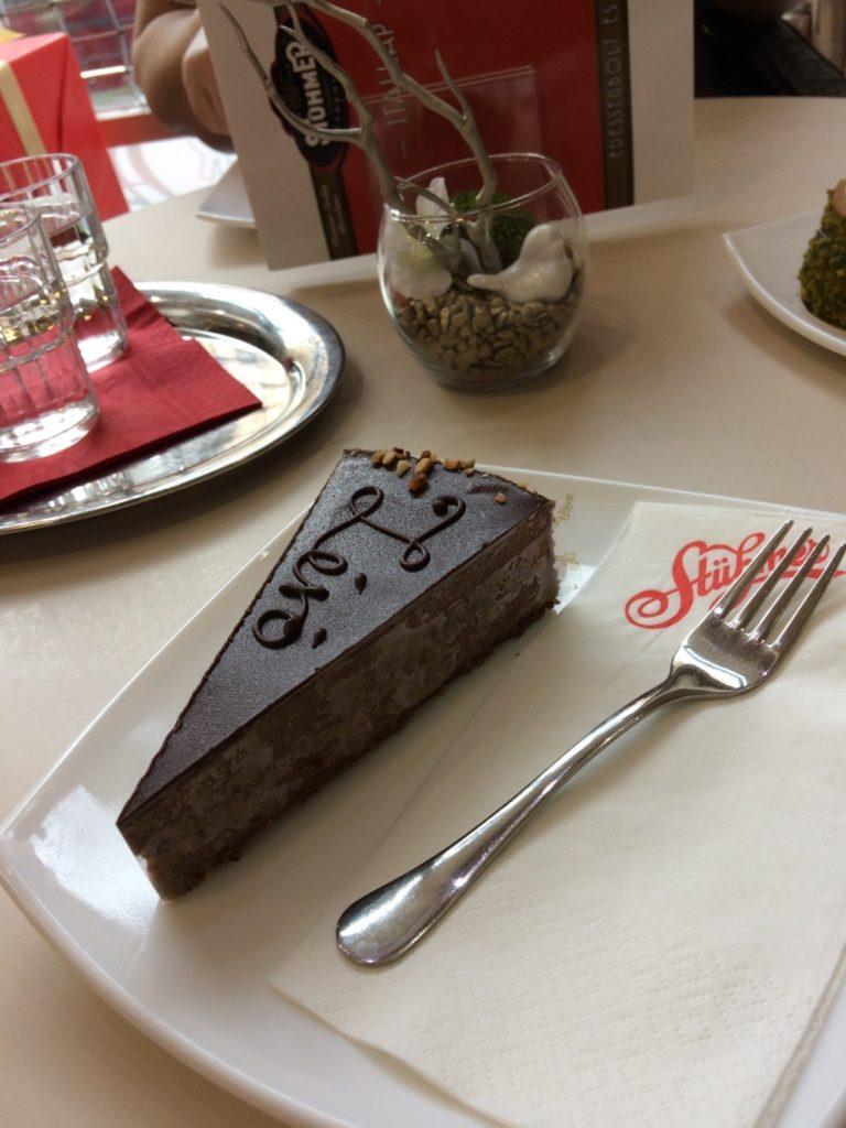 gluténmentes sütemény Stühmer Zéró