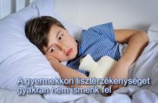 A gyermekkori lisztérzékenységet gyakran nem ismerik fel