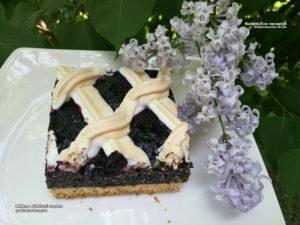 gluténmentes sütemény recept Rákóczi szelet