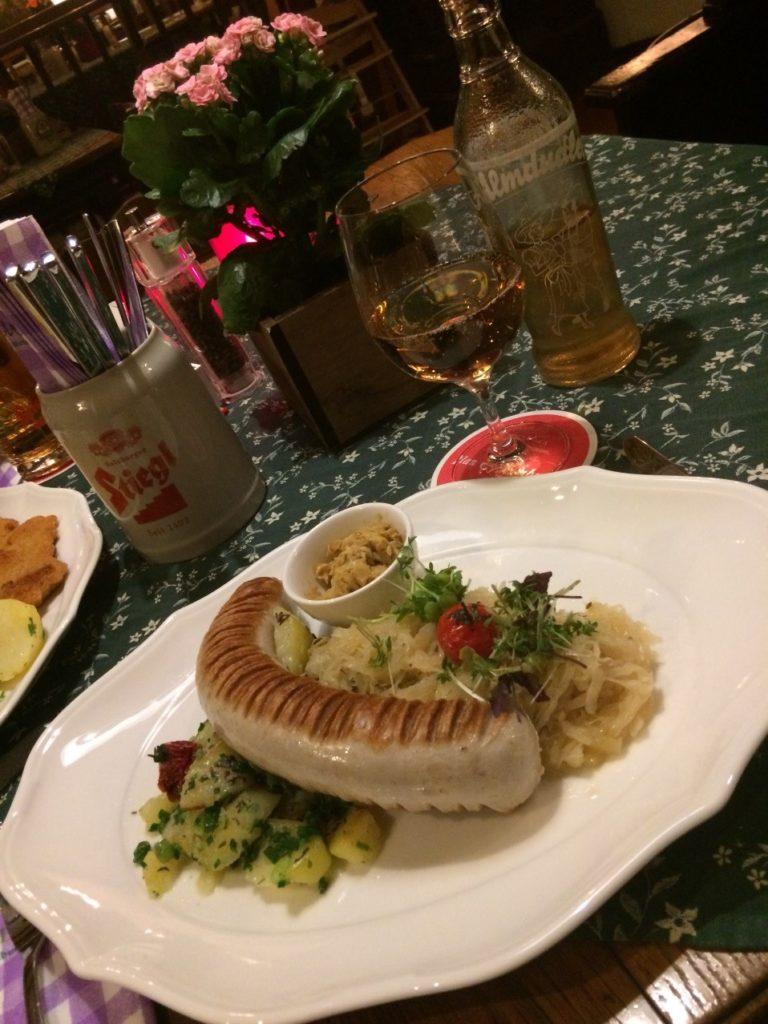 Ausztria Salzburg gluténmentes tapasztalatok