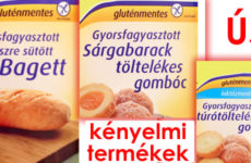 Új gluténmentes termékek a SPAR választékban