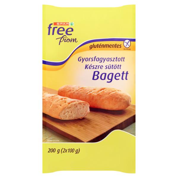 SPAR free from gluténmentes bagett