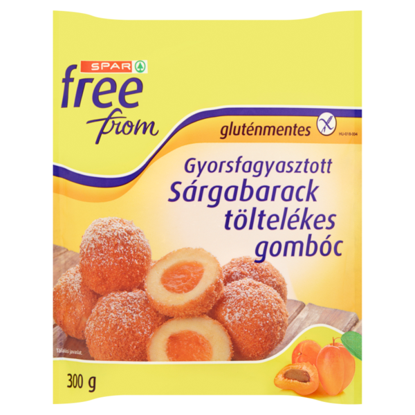 SPAR free from gluténmentes gombóc