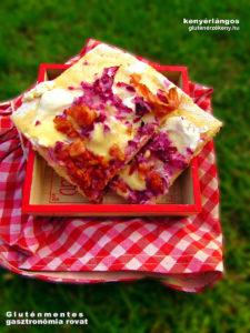 Blanka gluténmentes kenyérlángos recept