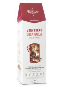 gluténmentes müzli, granola