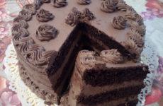 Gluténmentes csokoládétorta recept - laktózmentes, cukormentes