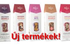 Hester's Life - új gluténmentes müzli és granola termékek