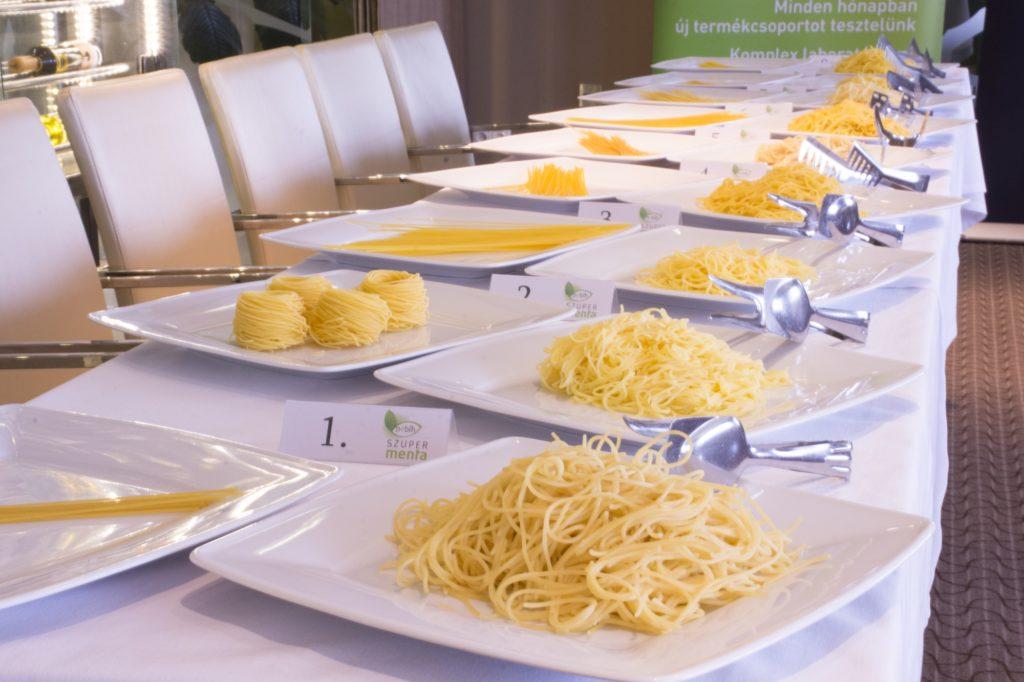glutenmentes spagetti szupermenta
