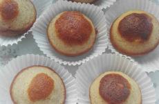 Rizslisztes gluténmentes muffin recept Tünditől