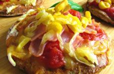 IR barát, mini gluténmentes pizzácskák Blankától
