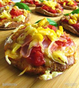 IR barát gluténmentes pizza tejmentes recept