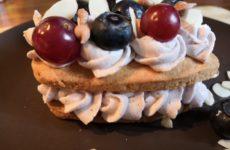 Trendi, sablonos gluténmentes torta Kohári Évától