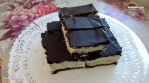 gluténmentes kinder sütemény recept