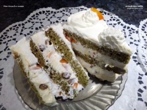 gluténmentes oroszkrém torta recept