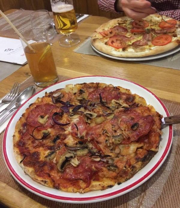 gluténmentes pizza marcello ristorante pizzeria
