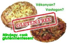 Glutenfree Pizza Tour 3. - gluténmentes pizzák tesztje