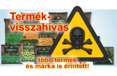 Halálos veszély - termékvisszahívás