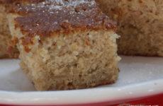 Almás kevert gluténmentes süti