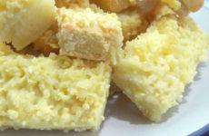 Burgonyás sajtos rúd recept - klasszikusok gluténmentesen