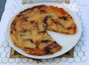 almás gluténmentes torta recept